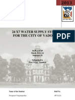 24x7 Water Supply System - Vijay Sir (Final)