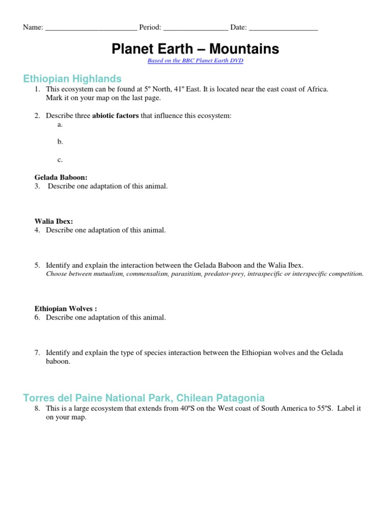 Free Worksheet Language Handbook Worksheets Answer Key Online earth worksheet delibertad planet delibertad
