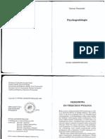 Tarczyński D., psychografologia- cała książka