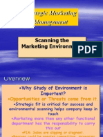 Chapter Environmental Scanning
