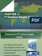 Chapter 01 - 21st Century Logistics