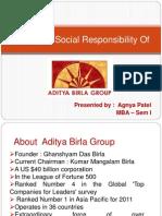 CSR-Birla