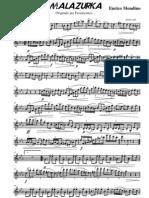 Malazurka Quintet f2