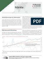 Kapital und Märkte 05.2013