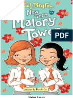 New Term at Malory Towers - Enid Blyton