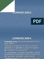 Analiza Formelor de Comunicare