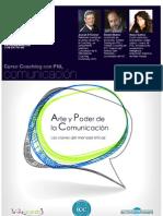 Curso Comunicación O´Connor- 12, 13 y 14 de agosto 2013. Palcio Euskalduna, Bilbao