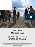 Reiseprogramm Mai 2012
