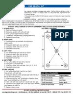 Dot Drill Info