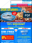 DPauls.com- First Exclusive Portal for Online Star Cruise Booking