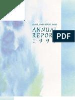 ADB Annual Report 1999