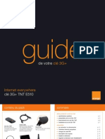 Guide Internet Everywhere Cle 3G HUAWEI TNT