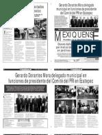 Versión impresa del periódico El mexiquense 21 mayo 2013