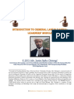 Introduction to Criminal Law in Zambia