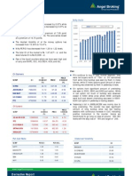 Derivatives Report, 21 May 2013