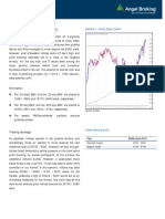 Daily Technical Report, 21.05.2013