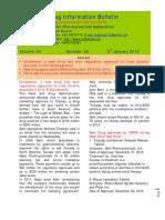 Drug Information Bulletin 39 06