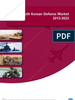 South Korean Defence Market 2013-2023