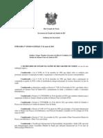 PORTARIA N 193 Institui o Grupo Temático Executivo da Rede de Cuidados à Pessoa com Deficiência no Âmbito do Sistema Único de Saúde do RN