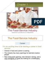 60794381 Ch01 the Food Service Industry mnv,n,n