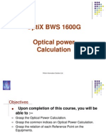 Power Calculation 10g