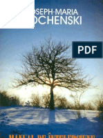 Joseph-Maria Bochenski - Manual de Intelepciune