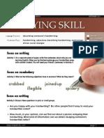 Describing skills