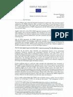 LDC Letter to Commissioner de Gucht - 20 May 2013