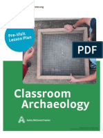 Classroom Archaeology