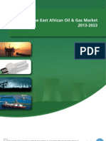 The East African Oil & Gas Market 2013-2023