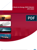 The Waste-To-Energy (WtE) Market 2013-2023