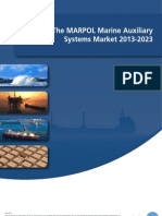 The MARPOL Marine Auxiliary Systems Market 2013-2023