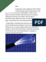 Sisteme de Fibra Optica