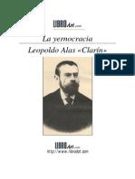 Alas Clarín, Leopoldo - La yernocracia