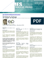 Interview MES Pharma - Mr Roche ESP