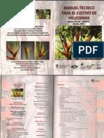 Manual Tecnico Para El Cultivo de Heliconias - Colfloras 2007