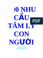 Cafebook.info 100 Nhu Cau Tam Ly Con Nguoi