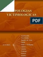 TIPOLOGIAS VICTIMOLOGICAS