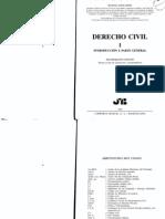 Derecho Civil i - Manuel Albaladejo PDF