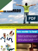 El LLamado. Clase N° 2. Pedro Aguilar.ppt