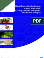 Global Interactive Packaging Market 2013-2023