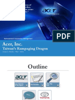 MNC - Acer rampaging dragon