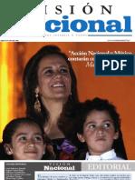 Visión Nacional Edición 006 Año 2013