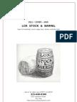Lox, Stock & Barrel Menu Zagat