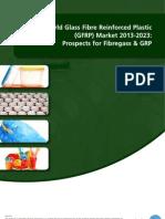 World Glass Fibre Reinforced Plastic (GFRP) Market 2013-2023