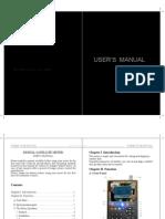 Manual de Utilizare Digi Finder