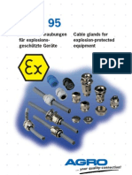 ATEX 95 Cable Glands