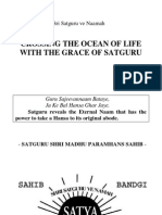 Crossing the Ocean of Life With the Grace of Satguru