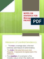 research statistics model