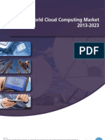 World Cloud Computing Market 2013-2018